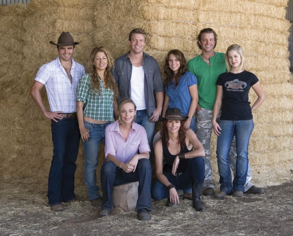 McLeods Daughters, the final cast