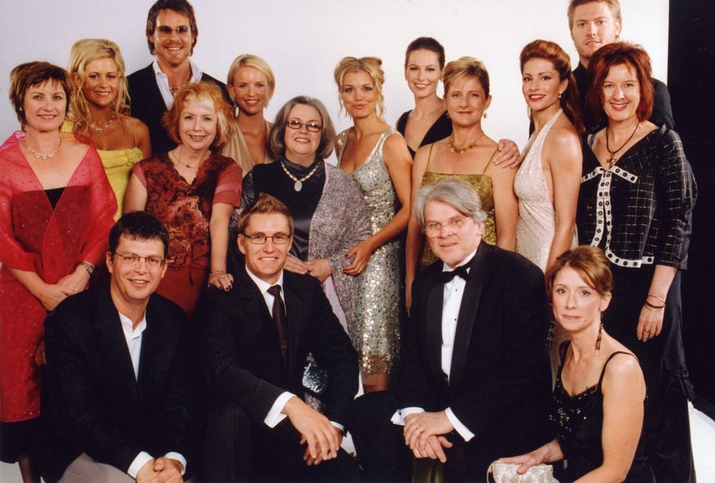 McLeods Daughters. The year we blitzed the Logies