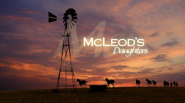 McLeod's Daughters Title Screen