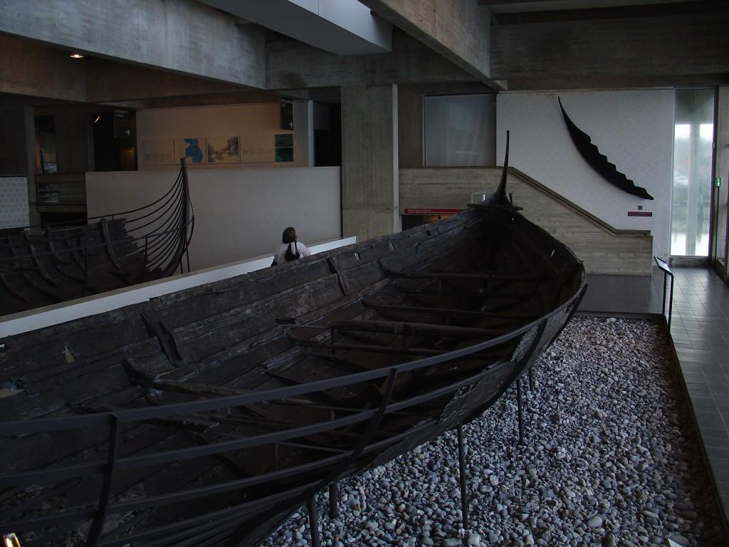 Roskilde Viking Museum, trading vessel