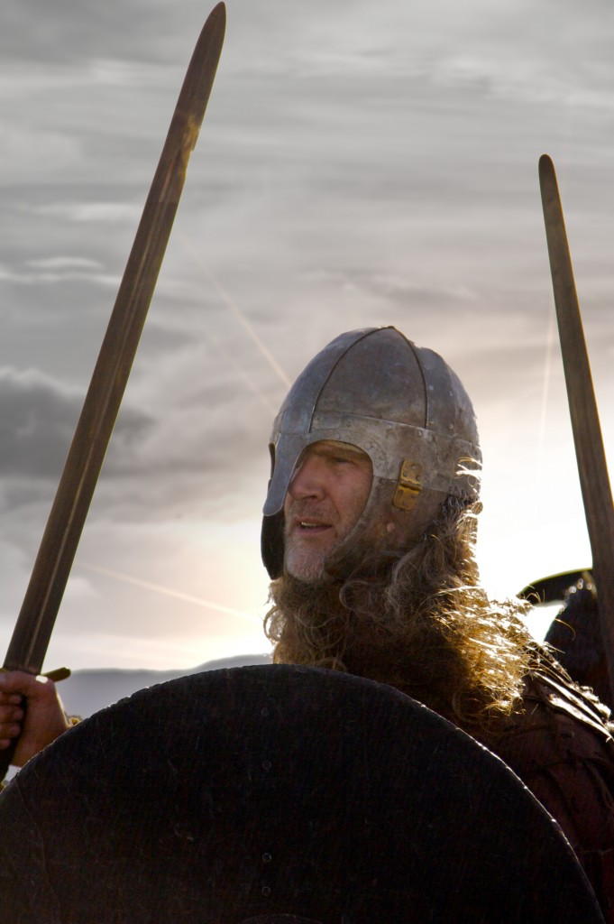Viking Chieftain in the trailer for The Island House